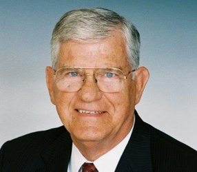 Former Gov. Dr. James G. Martin