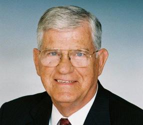Former Gov. Dr. James G. Martin