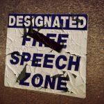 PC Free Speech Zone
