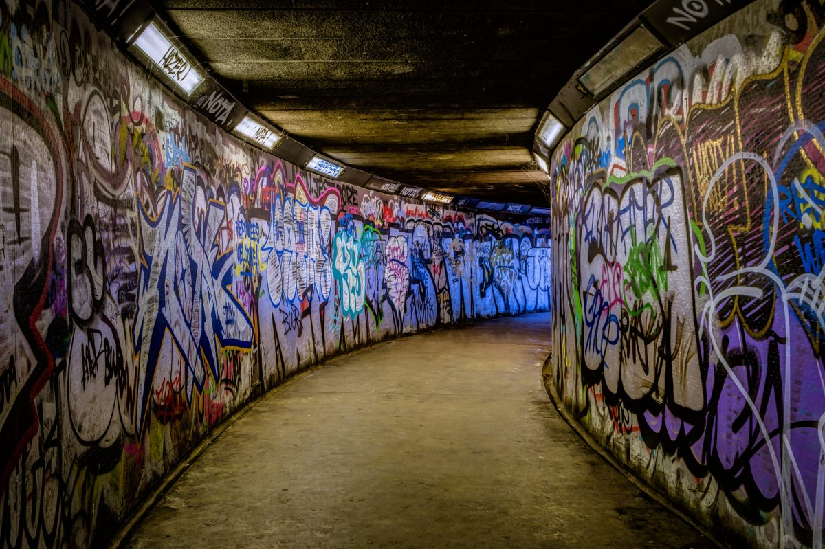 the relevance of a poem on the underground wall u2014 the james g martin center for academic renewal