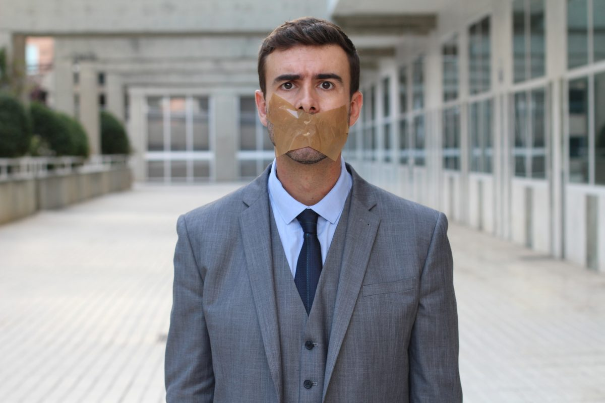The Professor Who Was Harassed for Pointing Out the Truth
