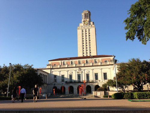 Students' Speech Chilled at the University of Texas