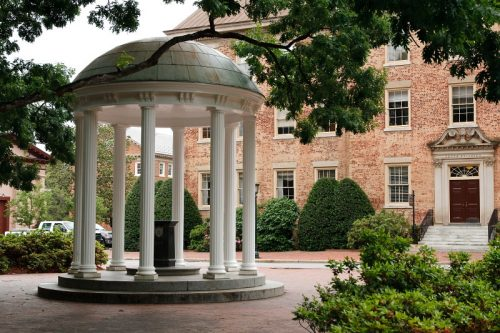 A Conversation with the Chancellor of UNC-Chapel Hill